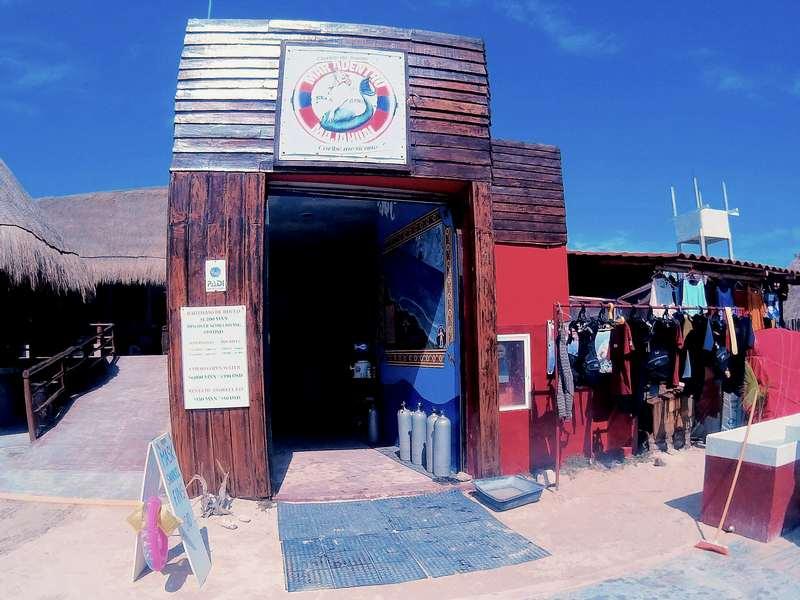Mar Adentro Dive Shop
