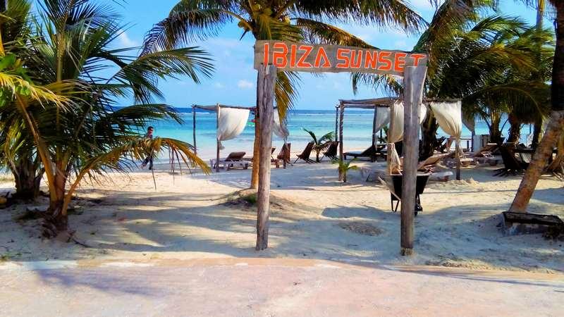 Ibiza Sunset Beach