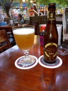 Belgian Beer at Club de La Cerveza