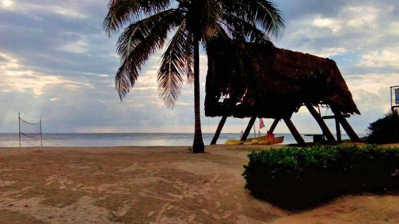 The Beach at Pavo Real
